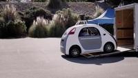 Video giới thiệu về chiếc xe tự lái do Google phát triển