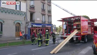 Paris: Nổ đánh sập chung cư 4 tầng