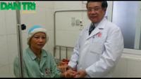Bệnh nhân ung thư vú được ghép tế bào gốc tạo máu tự thân đầu tiên tại Việt Nam