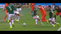 """Ứng cử viên giải """"Vua ăn vạ"""": Robben"""
