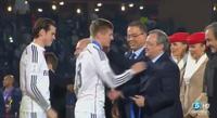 C.Ronaldo cố tình phớt lờ Platini