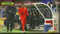 Neymar bất mãn với HLV Luis Enrique sau khi bị thay khỏi sân