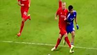 Tình huống Diego Costa bị truy cản trong vòng cấm