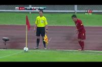 Cú cứa lòng tuyệt đẹp của Công Phượng vào lưới U23 Macau