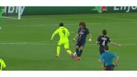 Hai sai lầm sơ đẳng của David Luiz dẫn đến bàn thua của PSG