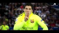 Nhìn lại 2 bàn thắng của Luis Suarez vào lưới PSG