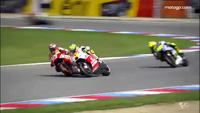 """Những cú """"đo đường"""" tại chặng 11 MotoGP (P1)"""