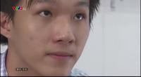 """Clip 9X vẽ MC truyền hình bằng bút bi """"đẹp như thật"""""""