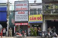 Trộm xe đâm chết người giữa ban ngày ở Sài Gòn
