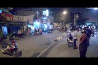 Va chạm giao thông, một người bị đâm chết