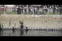 Chạy trốn công an, nam thanh niên nhảy xuống kênh chết đuối