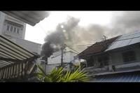 Khói lửa bao trùm 4 căn nhà ở Sài Gòn