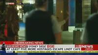 Cận cảnh những con tin cuối cùng tại Sydney thoát thân