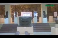 Triển lãm hình tượng sư tử và nghê trong điêu khắc Việt Nam