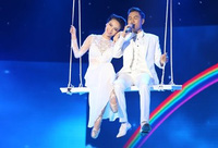 """Quang Đại thể hiện """"Tìm lại bầu trời"""" tại X Factor"""