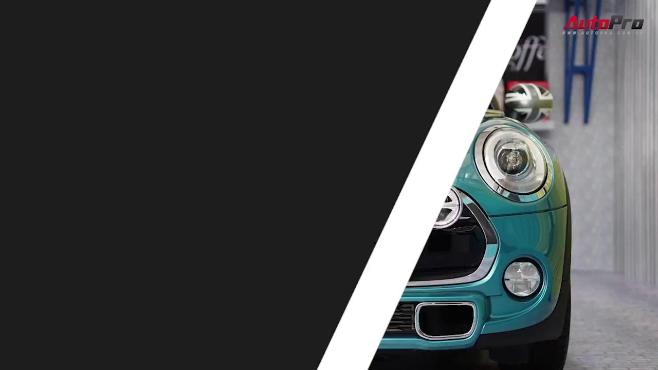 Chi tiết MINI Cooper S mui trần 2016 tại Việt Nam