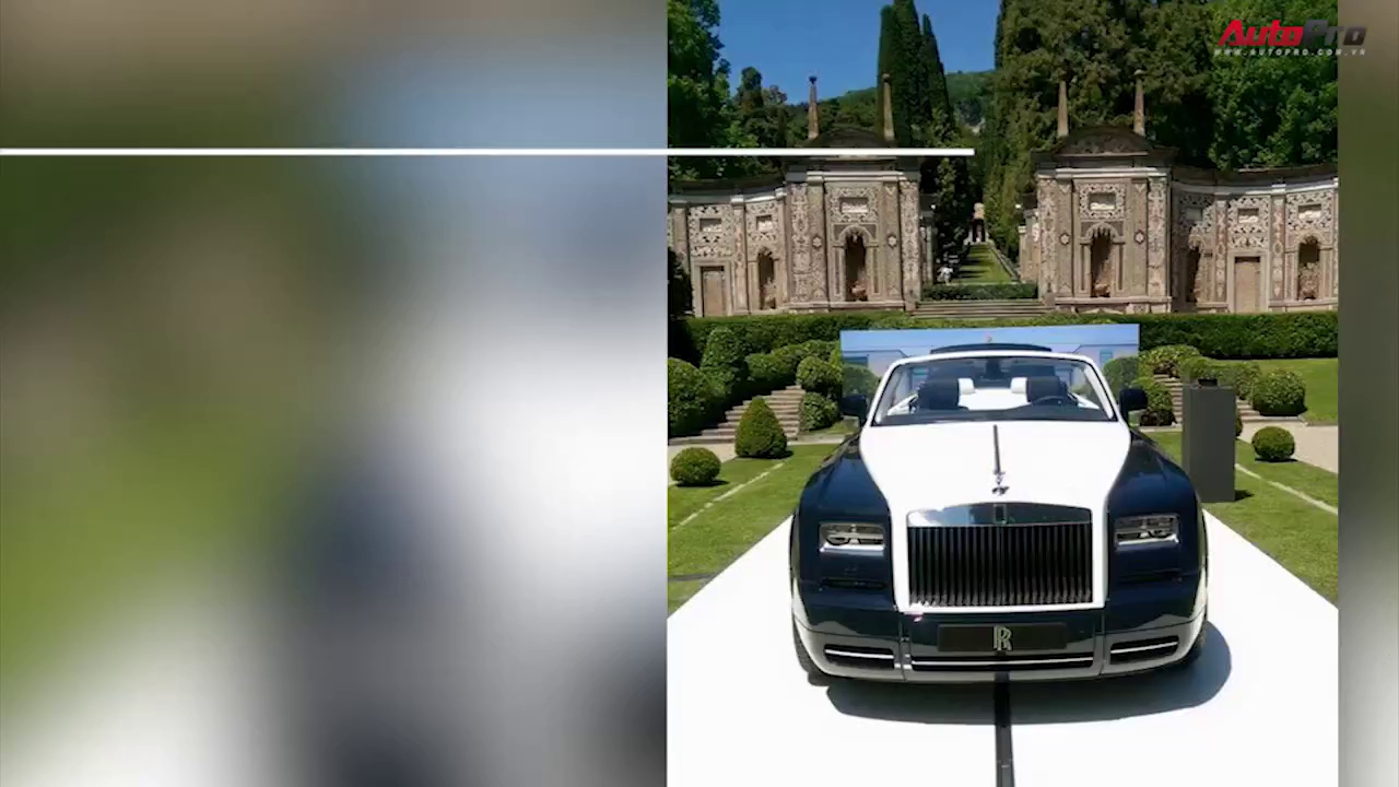Chi tiết Rolls-Royce Phantom Zenith