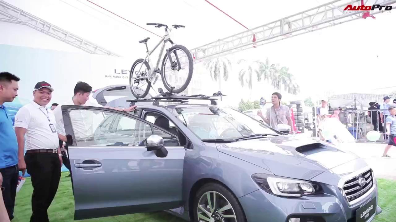 Subaru Russ Swift Stunt Show 2016