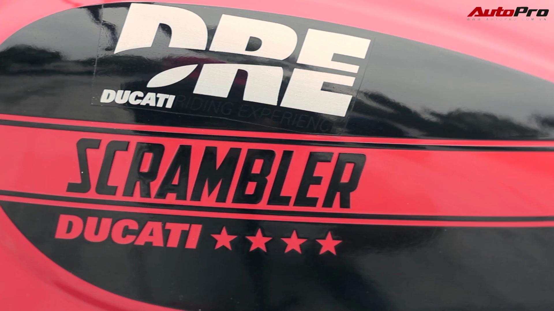 Thử xe Ducati Scrambler Sixty2