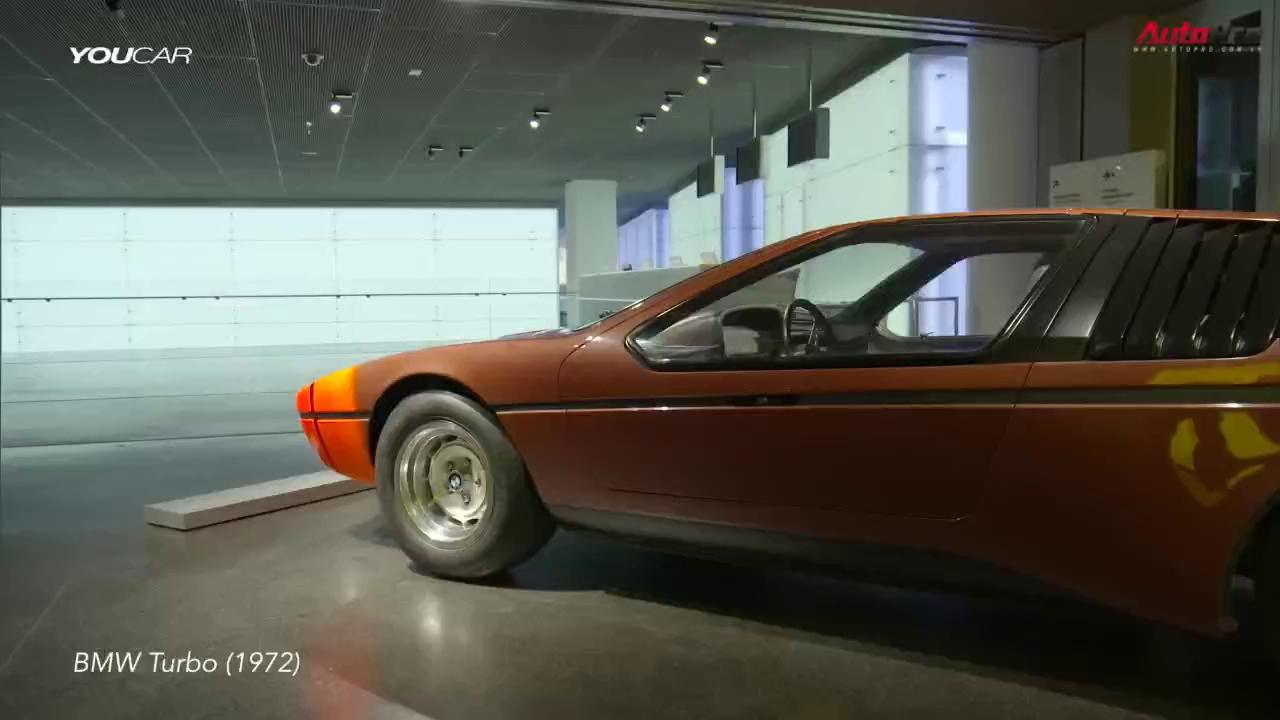 Bảo tàng BMW tại Munich