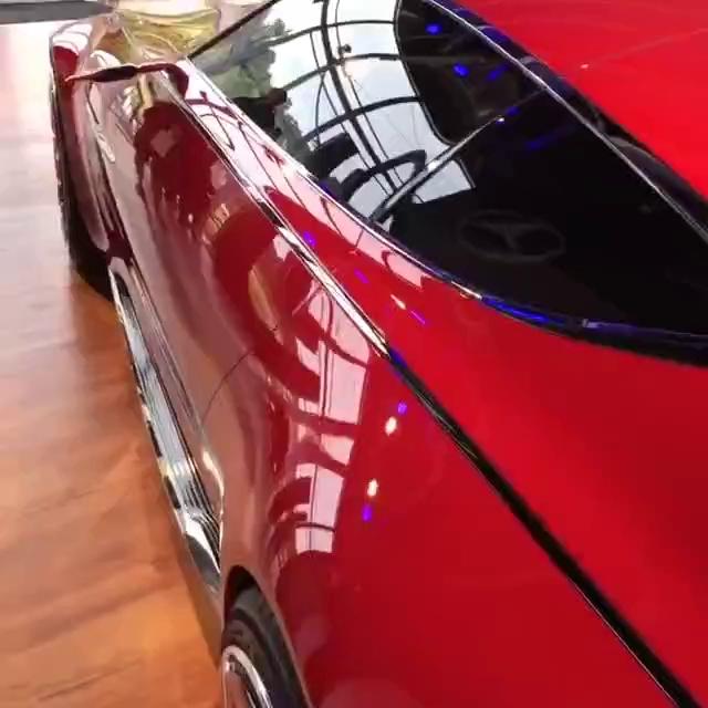 Dạo một vòng để ngắm vẻ đẹp của coupe siêu sang Mercedes-Maybach 6