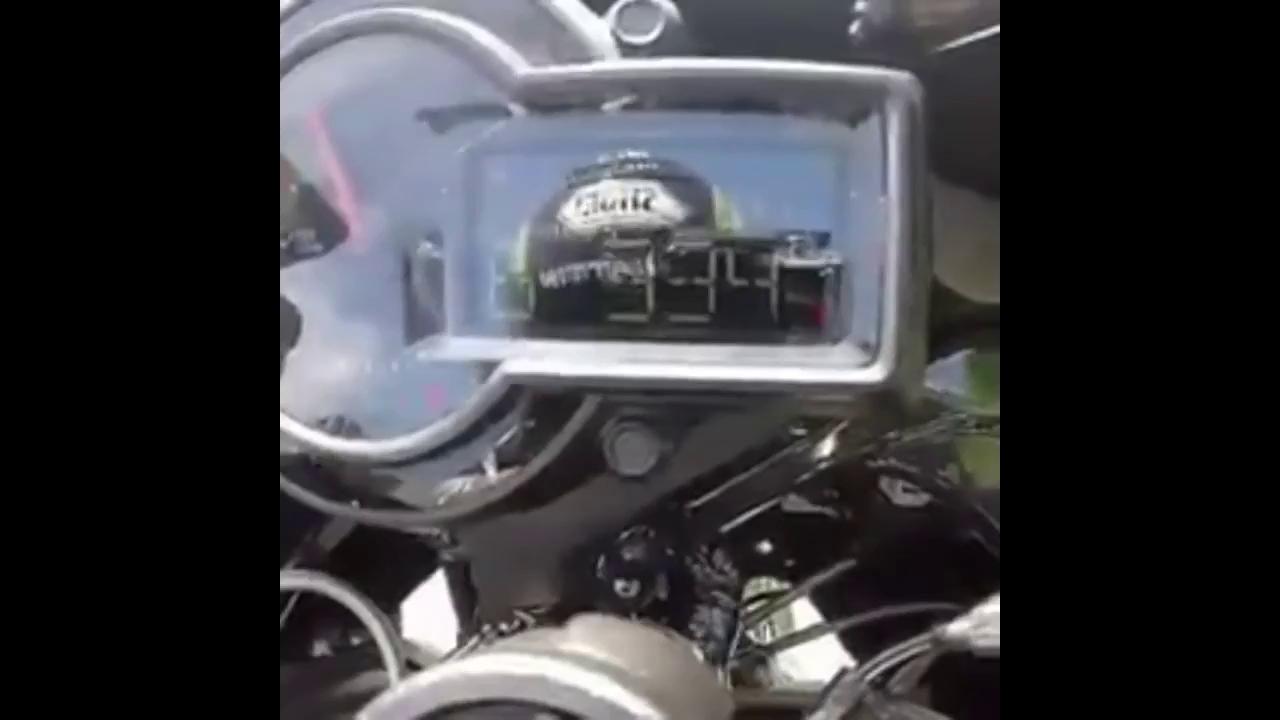 Kawasaki Ninja H2R gây choáng với vận tốc 391 km/h