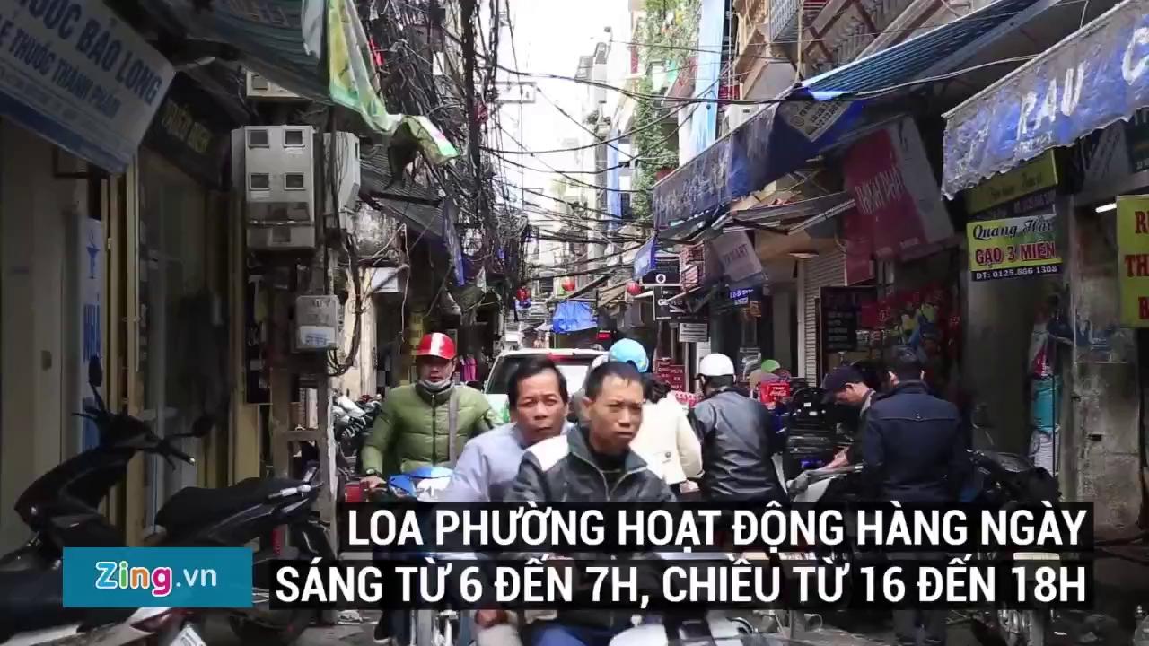 Người Hà Nội nói gì về loa phường?