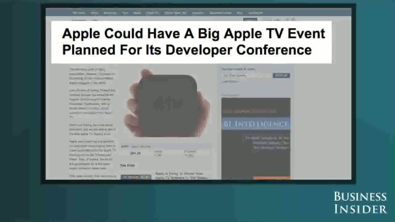 [Video] Tng lai ca Apple TV