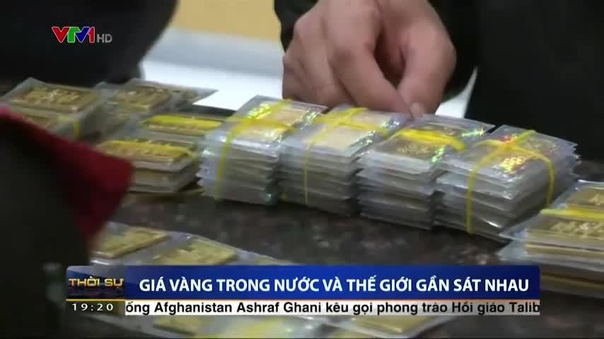 Ảnh Tại sao chênh lệch giá vàng trong nước và thế giới được rút ngắn? 1 ảnh
