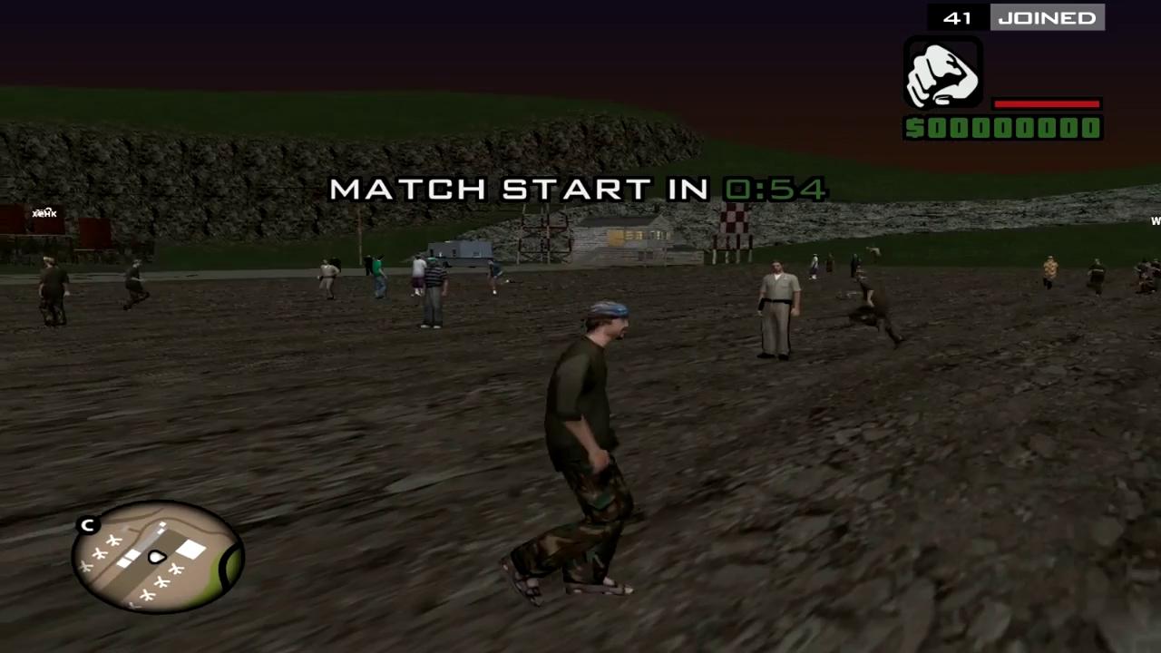 Bây giờ đến GTA San Andreas cũng bị game thủ mod tung tóe để biến thành PUBG, hơi xấu nhưng chơi vẫn quá hay!