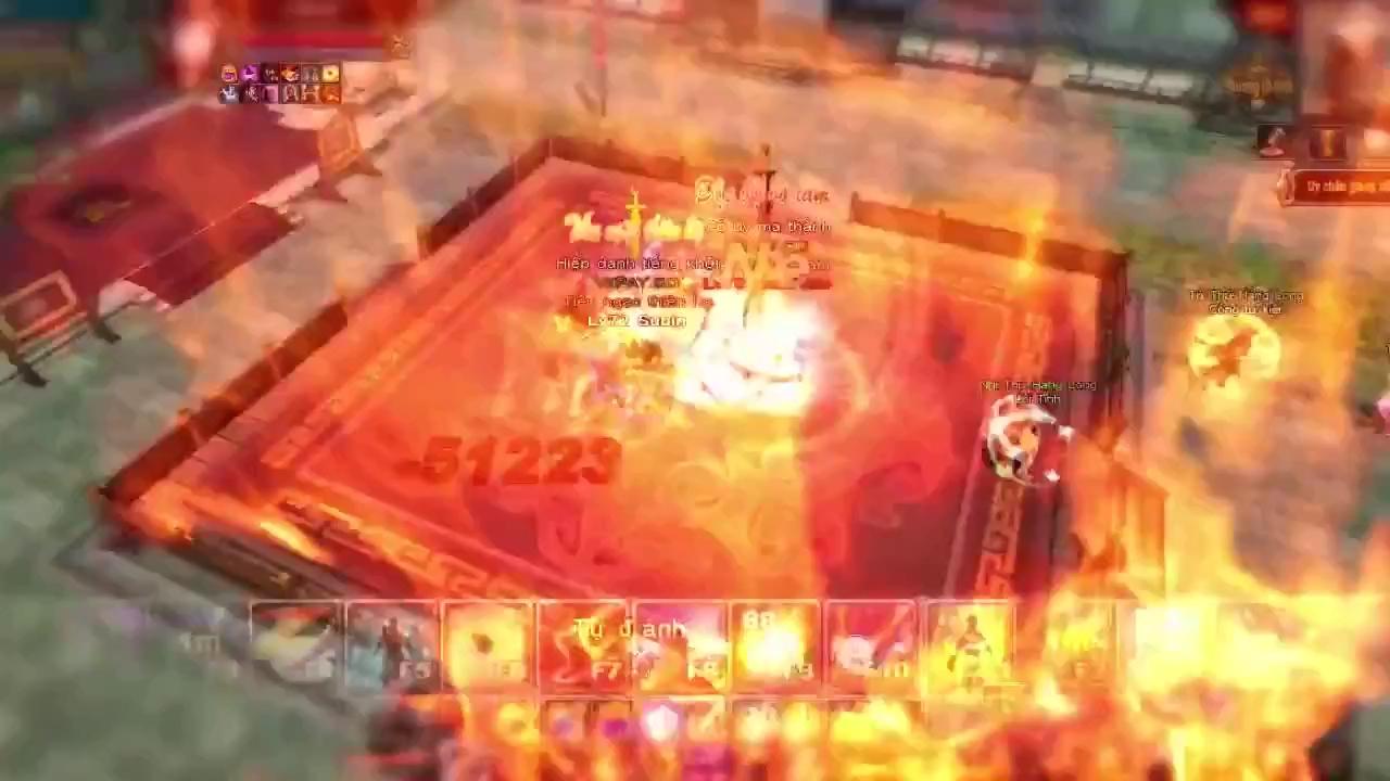 Game online Cẩm Y Thiên Hạ mở cửa tại Việt Nam ngày 28/12