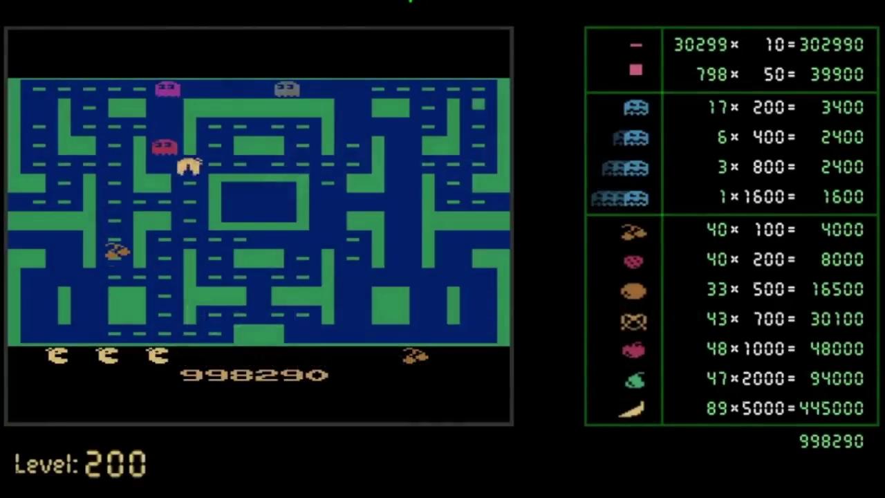 Trí thông minh nhân tạo đạt điểm tuyệt đối trong Pac-Man, điều mà con người trong suốt 40 năm chưa thể làm được