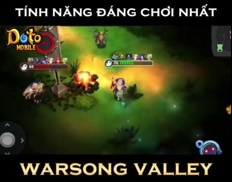 Doto Mobile - Game di động kế thừa WarCraft 3 ra mắt tại Việt Nam ngày 30/08