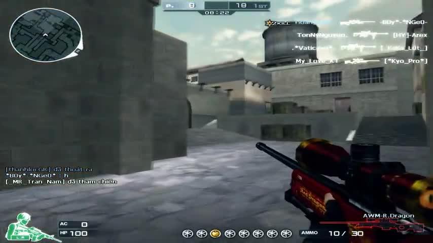 AWM Red Dragon: Đỉnh cao súng ngắm trong Đột Kích | GameK