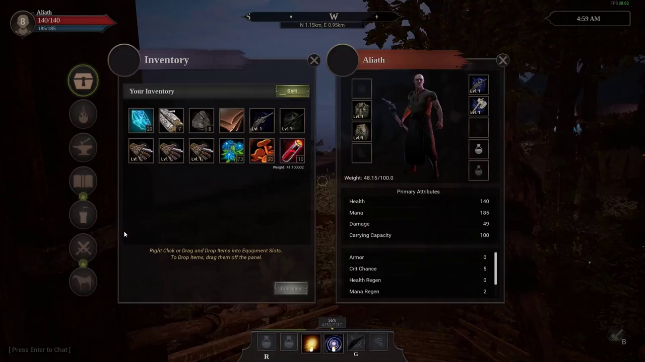 Cận cảnh Citadel: Forged with Fire - Game online phép thuật đẹp tuyệt vời