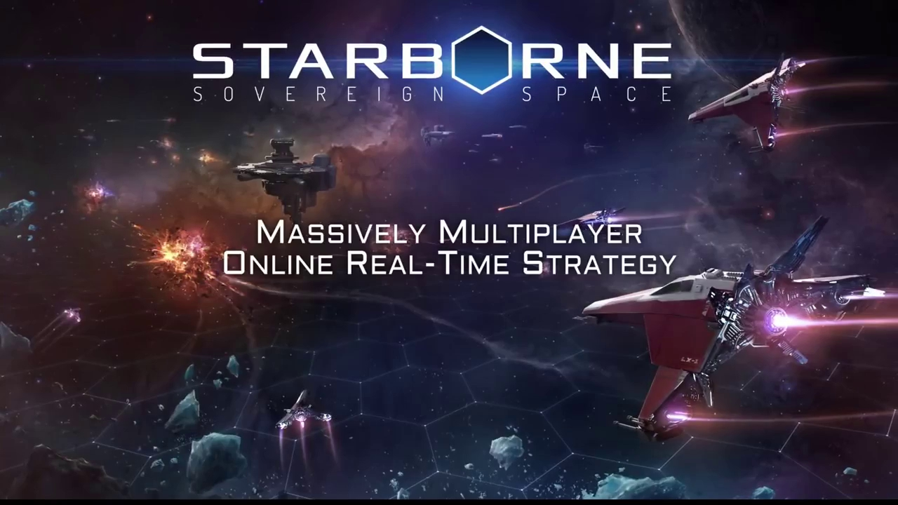 Starborne - Siêu phẩm game online giả tưởng mới, hứa hẹn sẽ làm khuynh đảo cả thế giới