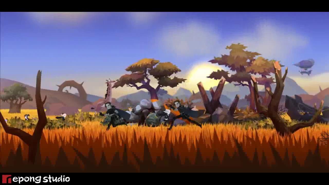 Vô Tận Viễn Chinh - World of Wacraft phiên bản 2D chất nhất quả đất