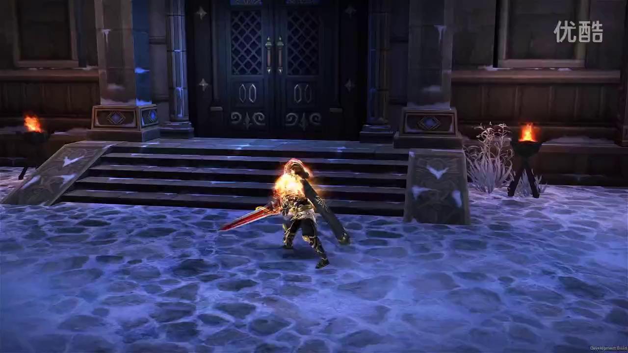 Liệp Ma Truyền Thuyết - MMORPG 3D chất lượng cao với bối cảnh phương Tây