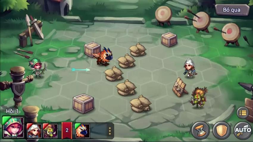 Xứng danh truyền nhân của Heroes 3, tựa game này thách thức game thủ chỉ bằng một màn chơi