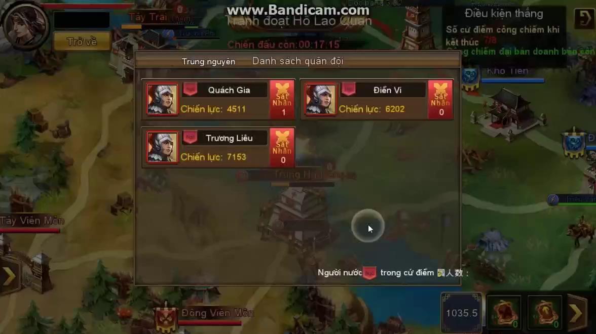 Công Thành Chiến Mobile chính thức ra mắt, hồi sinh kí ức SLG Webgame Tam Quốc cổ điển