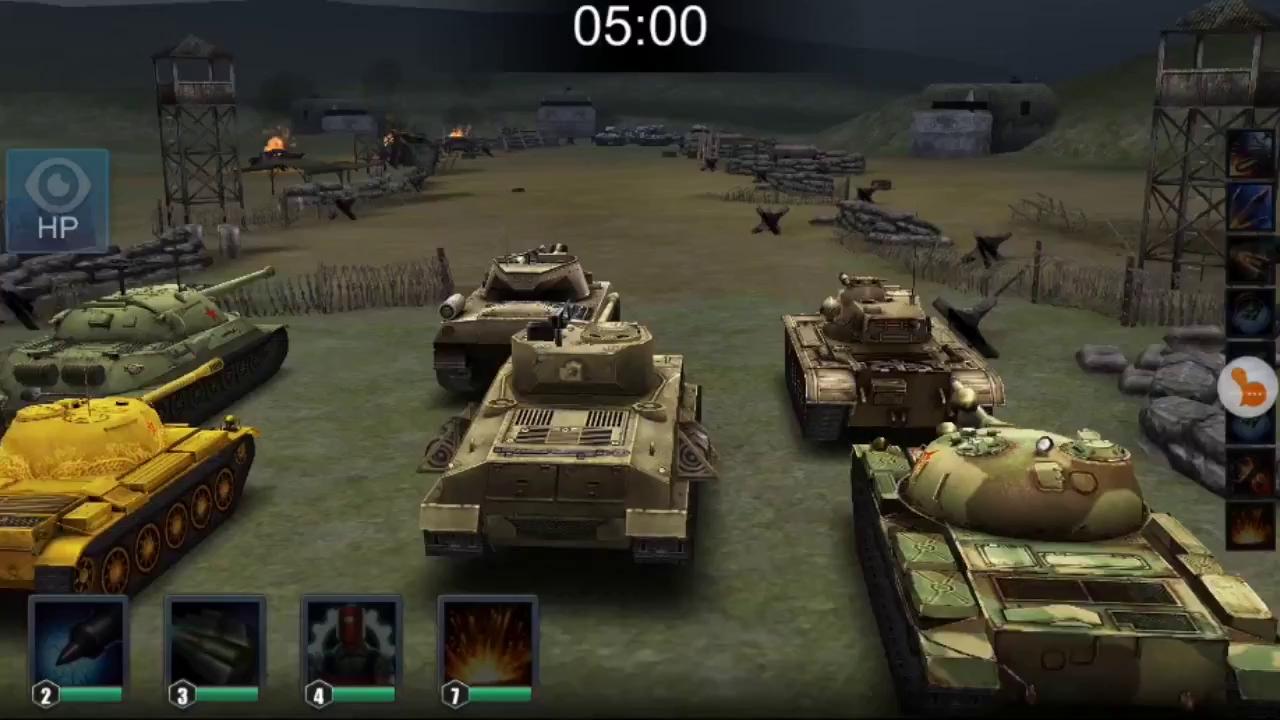 Chiến Tank Huyền Thoại – Game mobile về Thế chiến II đầu tiên xuất hiện tại Việt Nam