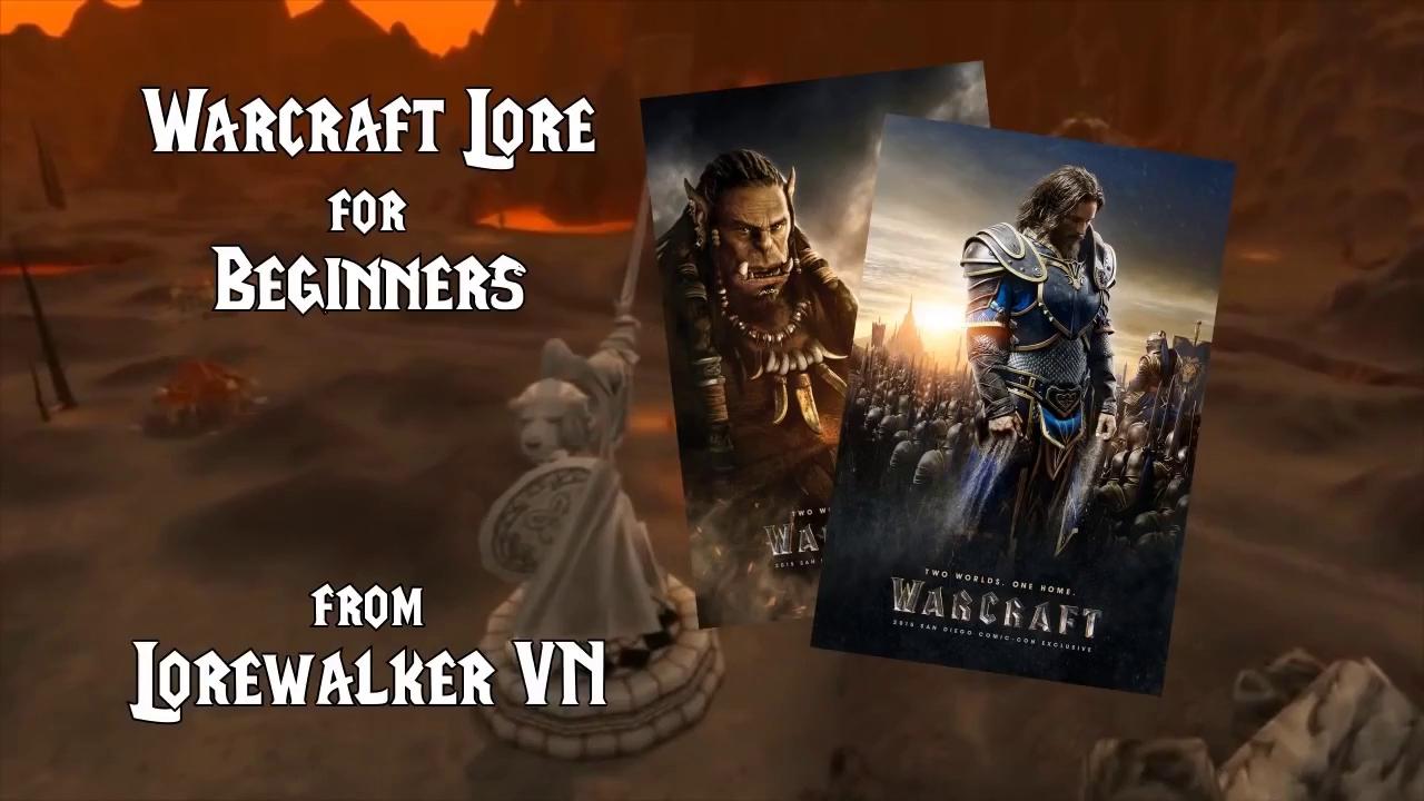 Video lịch sử Warcraft toàn tập (phần 7): Anduin Lothar - Chiến binh vĩ đại nhất của loài người - ảnh 3