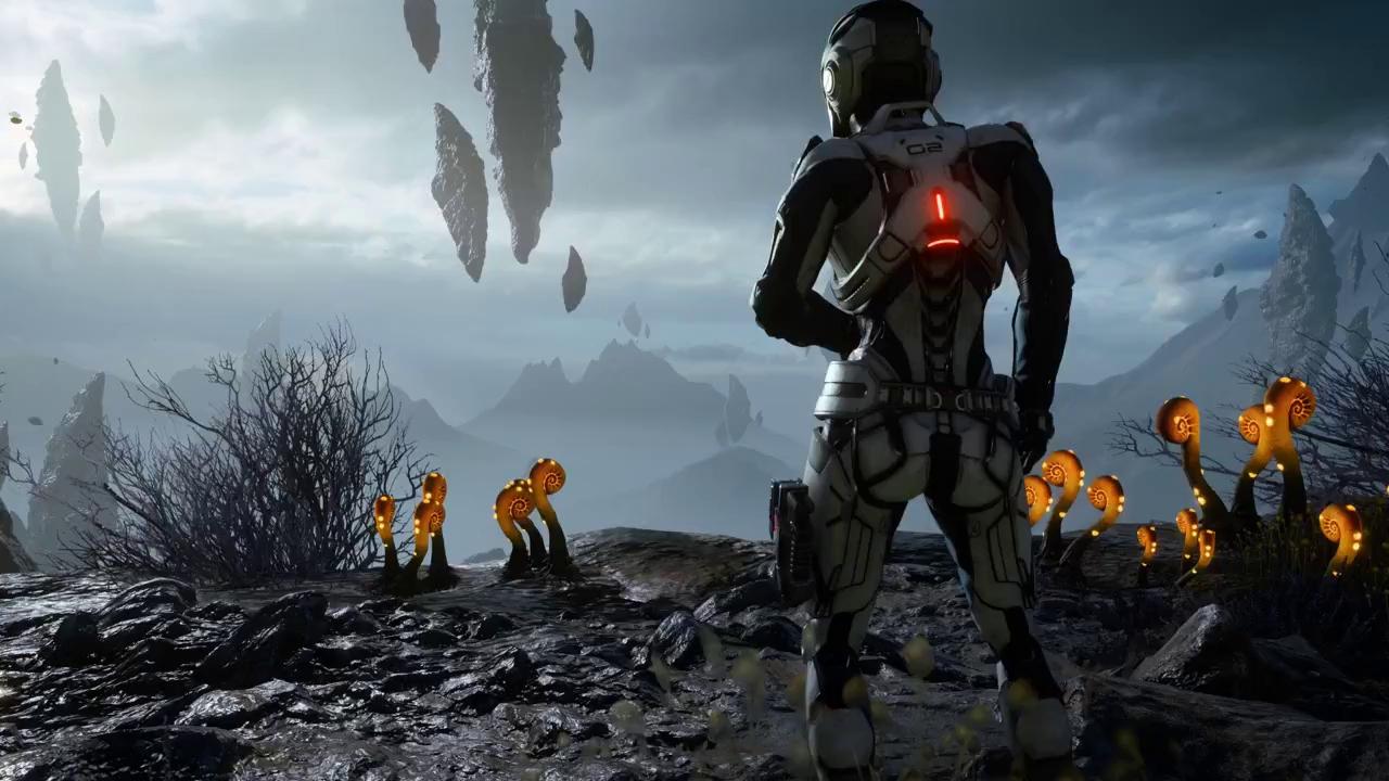 Bom tấn Mass Effect: Andromeda ấn định ngày phát hành trong tháng 3/2017