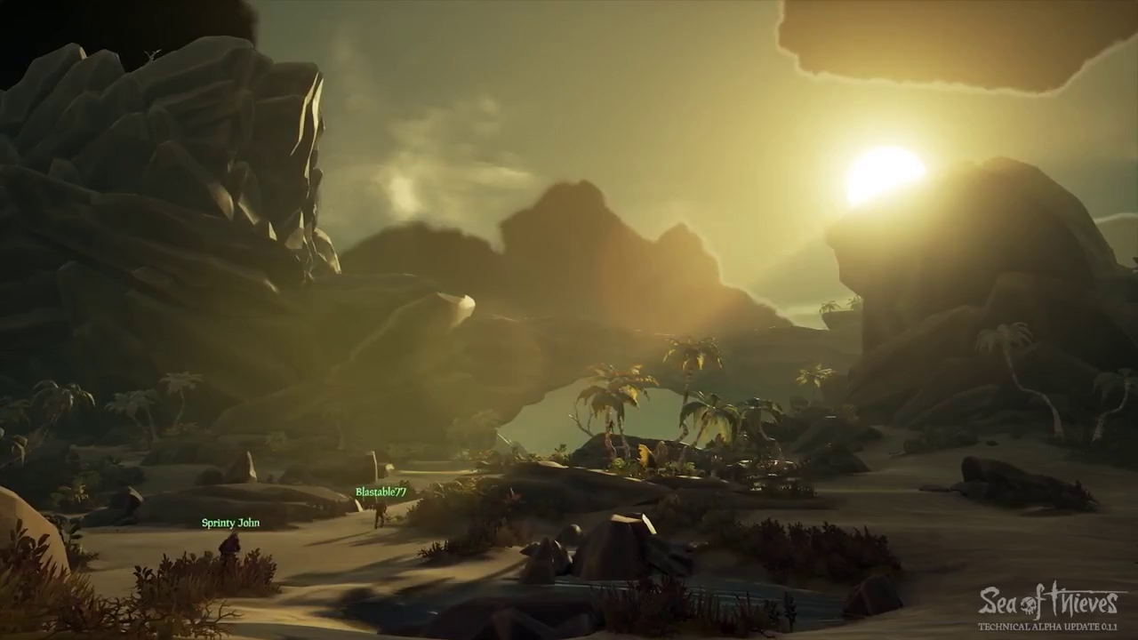 """Tựa game đình đám Sea of Thieves tung trailer mãn nhãn, giúp người chơi thỏa ước làm """"vua hải tặc"""""""