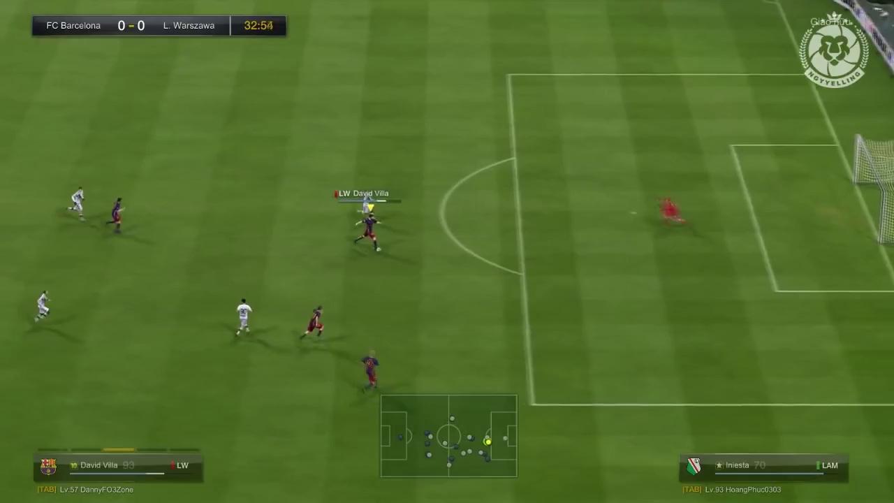 Dứt điểm hiệu quả trong gameplay mới của FIFA Online 3 Việt Nam - ảnh 2