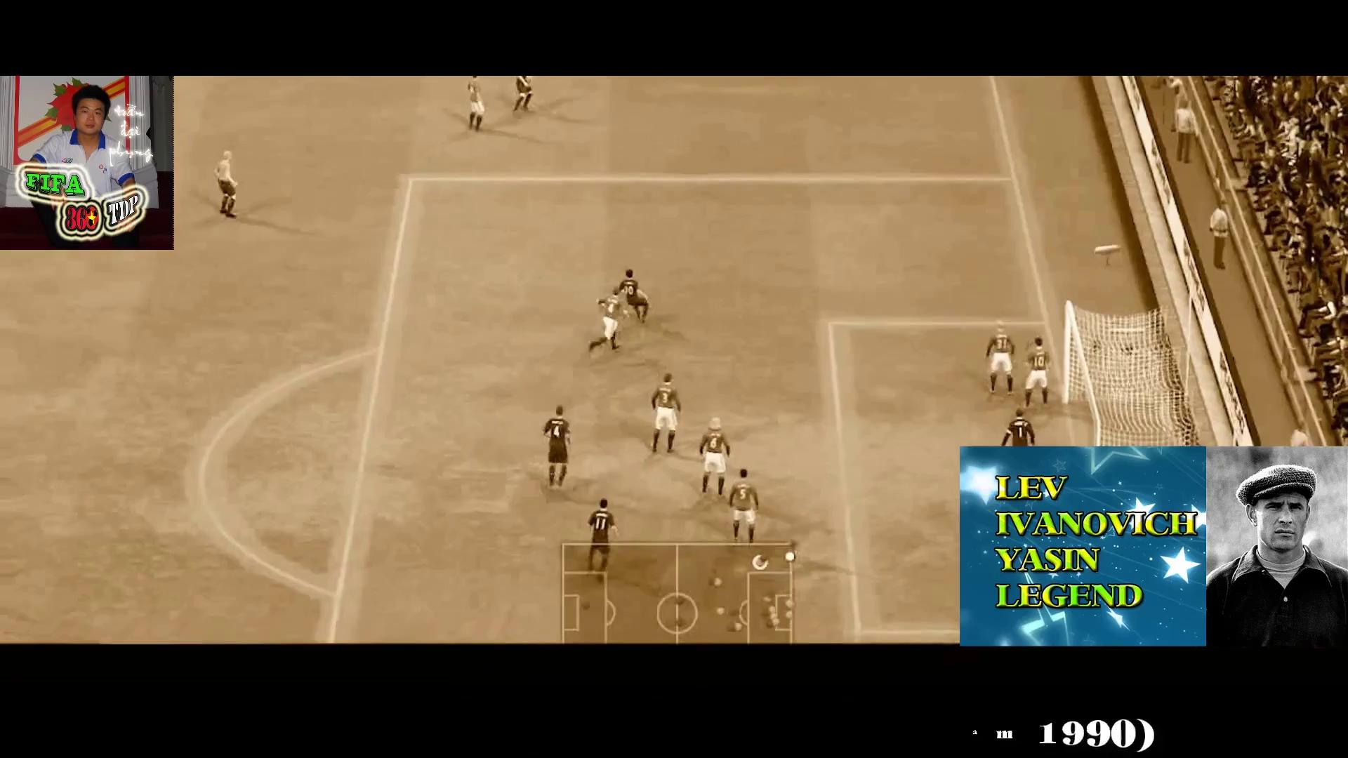 Lev Yashin Ultimate Legend: Ông vua gác đền của FIFA Online 3
