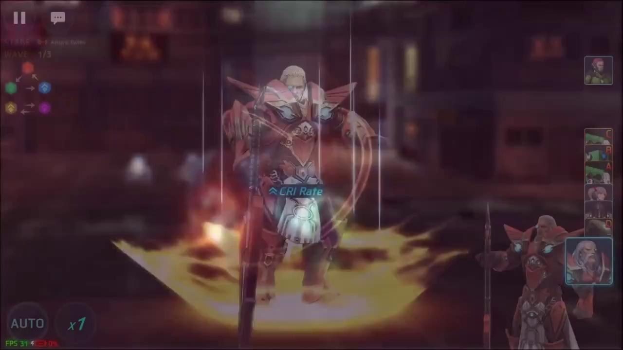 Battle Team - Game mobile thẻ tướng bối cảnh viễn tưởng không gian cực chất - ảnh 2