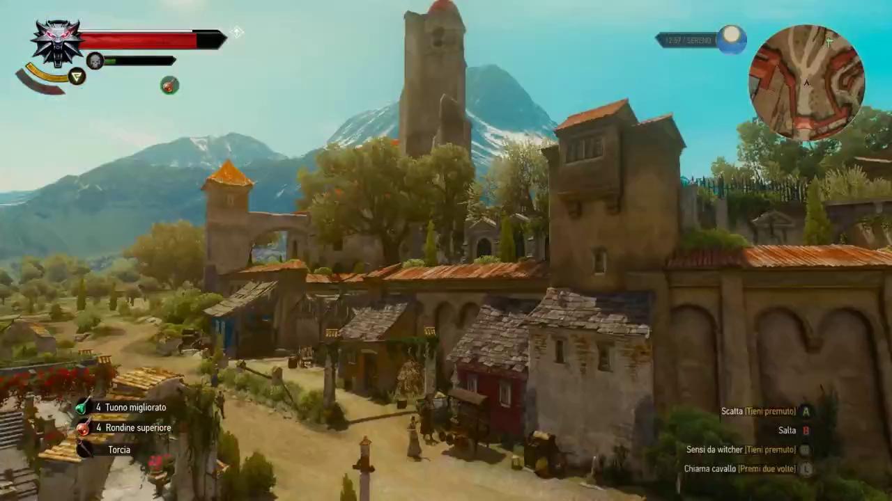 Game thủ tình cờ phát hiện bí mật giấu cực kĩ trong The Witcher 3