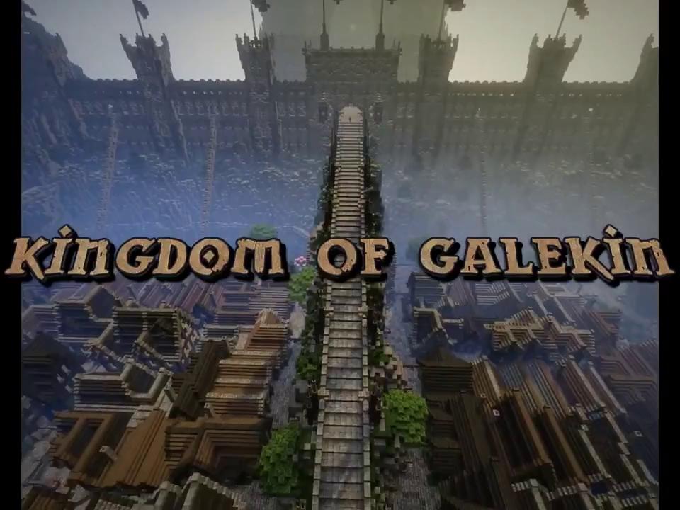Game thủ mất 4 năm ròng rã xây dựng vương quốc khồng lồ trong Minecraft