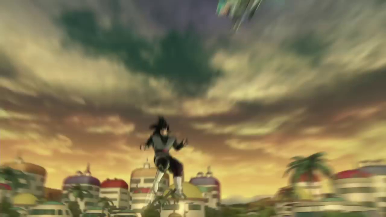 Dragon Ball Xenoverse 2: Ca-Đíc no hành với Goku ác trong trailer mới - ảnh 2